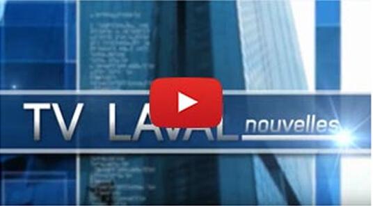 vidéo TV Laval nouvelle - événement-bénéfice du Dr Lacoste au Centre Miele de Laval - 24 mars 2017