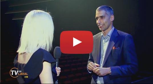 Aperçu d'une entrevue de Dr Éric Lacoste avec TV Laval