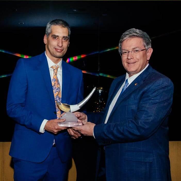 Dr.Lacoste- Prix offert par ODQ- 11/2019